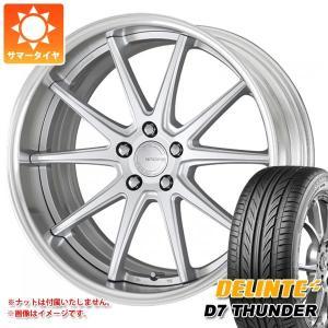 サマータイヤ 225/45R19 96W XL デリンテ D7 サンダー & ワーク グノーシス CV201 7.5-19|tire1ban