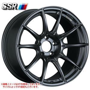SSR GTX01 9.5-18 ホイール1本 GTX01|tire1ban