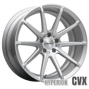 MLJ ハイぺリオン CVX 8.0-18 ホイール1本 MLJ HYPERION CVX tire1ban