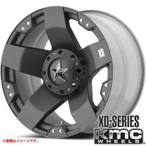 KMC XD775 ロックスター 8.0-17 ホイール1本 KMC XD775 ROCKSTAR|tire1ban