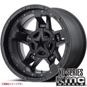 KMC XD827 ロックスター3 8.0-17 ホイール1本 KMC XD827 ROCKSTAR3|tire1ban
