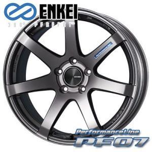 ENKEI エンケイ パフォーマンスライン PF07 8.5-18 ホイール1本 Performance Line PF07|tire1ban