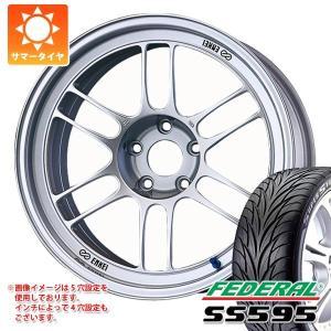 サマータイヤ 205/50R16 87W フェデラル SS595 & ENKEI エンケイ レーシング RPF1 7.0-16 タイヤホイール4本セット