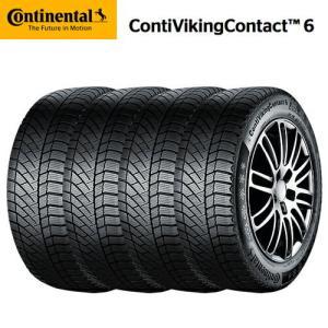 ■スタッドレスタイヤ CONTINENTAL(コンチネンタル)VikingContact 6(コンチ...