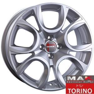 ●ホイール名:MAK TORINO(トリノ) ●サイズ:15X6.0J 4穴 PCD:98 ●インセ...