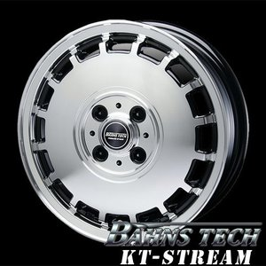 ●メーカー名:BLEST ●ホイール名:BahnsTech KT Stream/バーンズテック KT...