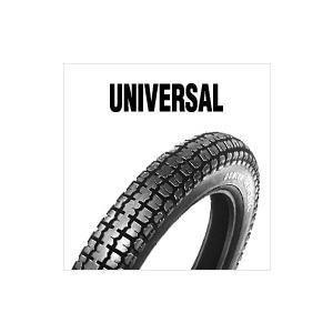 UNIVERSAL 2.75-17 4PR WT ダンロップ ユニバーサル 前後共用|tireoukoku