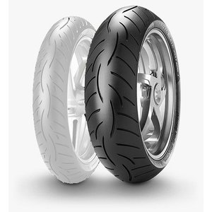 METZELER ROADTEC Z8M INTERACT 190/55ZR17 M/C (75W) TL (M) リア用|tireoukoku
