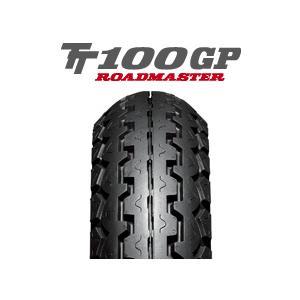 ダンロップ TT100GP 90/90-18 51H TL|tireoukoku