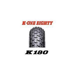 ダンロップ K180FG 100/90-19 57P WT DUNLOP フロント用 スズキグラストラッカービッグボーイ用 tireoukoku