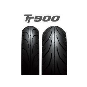 DUNLOP TT900F 100/80-14 48P WT フロント用 ダンロップ TT900 カワサキ D-トラッカー 2010〜純正品|tireoukoku