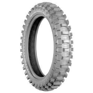 後輪用 BRIDGESTONE モトクロス用タイヤ M40A for 50cc 2.75-10 38J WT ブリヂストン|tireoukoku