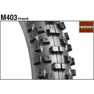 前輪用 BRIDGESTONE モトクロス用タイヤ M403 60/100-12 33M WT ブリヂストン|tireoukoku