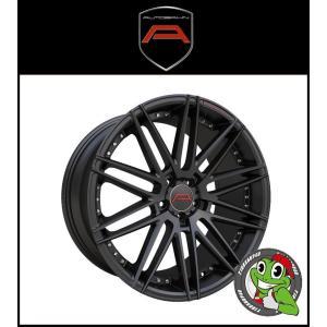 【Autobahn Bohlen】22×9.0J & 10.5J Satin Black【265/30R22 & 295/25R22】BMW  (F01/E65)|tireshop4u