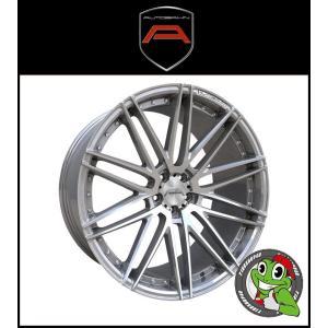 【Autobahn Bohlen】22×9.0J & 10.5J Silver/Machine【265/30R22 & 295/25R22】BMW  (F01/E65)|tireshop4u