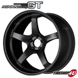 ADVAN Racing GT(アドバンレーシングGT) 18×10.5J 5/114.3 +15SGB(セミグロスブラック)|tireshop4u