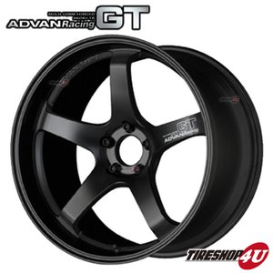 ADVAN Racing GT(アドバンレーシングGT) 18×10.5J 5/114.3 +24SGB(セミグロスブラック)|tireshop4u
