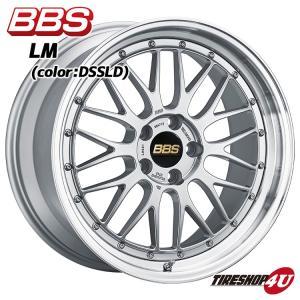 BBS LM LM114 18インチ 18×8.5J 5/114.3 ET38 DS-SLD セルシオ クラウン|tireshop4u