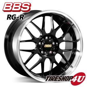BBS RG-R RG-R738 18インチ 18×7.5J 5/114.3 ET45 BKD(受注生産) エスティマ CR-Z プリウスα|tireshop4u
