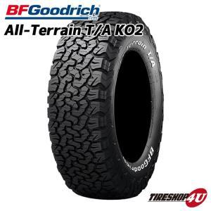2017年製 サマータイヤ BFグッドリッチ オールテレーン T/A KO2 265/70R17 121/118S ホワイトレター|tireshop4u