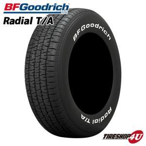 期間限定ポイント3倍 215/60R14 サマータイヤ BFグッドリッチ 215/60-14 ラジアルT/A ホワイトレター|tireshop4u