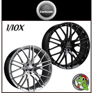 【レクサス RX】 【Carlsson 1/10X(カールソン)】22×9.0J 【NANKANG SP7】【265/35R22】|tireshop4u