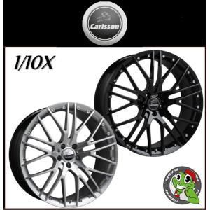 【レクサス RX】 【Carlsson 1/10X(カールソン)】22×9.0J 【ピレリ スコーピオンZERO AS】【265/35R22】|tireshop4u