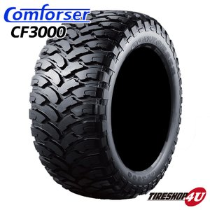 Comforser CF3000 33x12.5R15LT 108Q 6PR  33x12.5-15 2017年製|tireshop4u