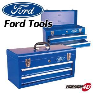 FORD TOOLS PORTABLE TOOL BOX ポータブルツールボックス ガレージ整備|tireshop4u