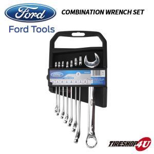 FORD TOOLS COMBINATION SPANNER SETS コンビネーションスパナー セット ガレージ整備|tireshop4u