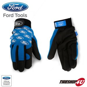 FORD TOOLS WORKING GLOVES L メカニックグローブ|tireshop4u
