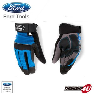FORD TOOLS ANTI SLIP GLOVES L メカニックグローブ|tireshop4u