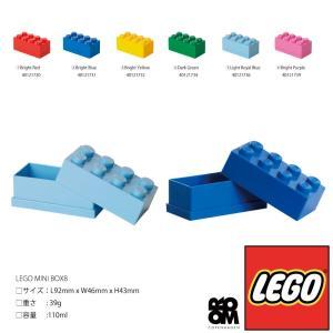 LEGO MINI BOX8 Bright Red/Brig...