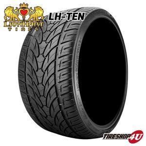 サマータイヤ 305/30R26 ライオンハート LH10 LION HART TIRES LH-TEN 2017年製|tireshop4u