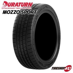 245/35R20 サマータイヤ Duraturn Mozzo Sport 245/35-20 2017年製 tireshop4u