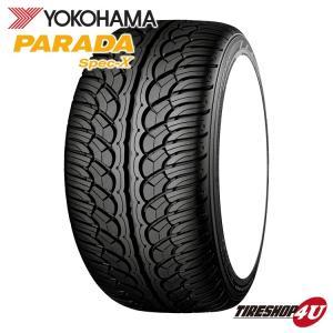 ヨコハマ PARADA Spec-X PA02 295/35R24 サマータイヤ|tireshop4u