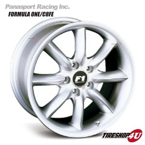 Panasport パナスポーツ FORMULA ONE/C8FE|tireshop4u
