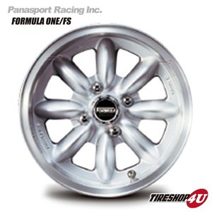 Panasport パナスポーツ FORMULA ONE/FS|tireshop4u