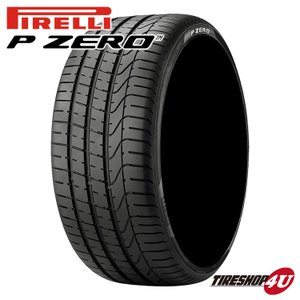 PIRELLI  ピレリ P ZERO  265/35R20 サマータイヤ 265/35-20 N0 95Y ポルシェ承認|tireshop4u