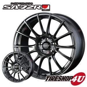 【Weds Sport】 ウエッズスポーツ SA-72R(SA72R) 17×7.0J 5/114.3 +48 HBC tireshop4u