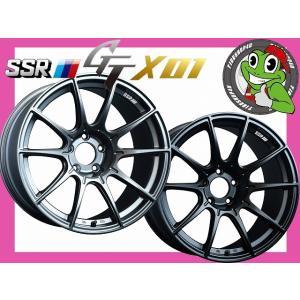 TANABE SSR GT X01 17x7.0 4/100 +42 フィット ヴィッツ BMWミニ など tireshop4u