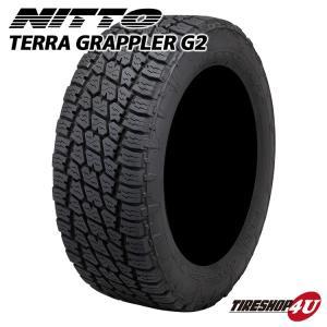 即納!!NITTO TERRA GRAPPLER G2 265/65R18 ニットー テラグラップラー G2 タイヤ 265/65-18|tireshop4u