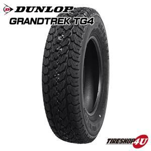 サマータイヤ DUNLOP GRANTREK TG4 145R12 6PR|tireshop4u