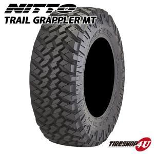 即納!!NITTO TRAIL GRAPPLER 295/55R20 ニットー トレイルグラップラー タイヤ 33×12.50R20|tireshop4u