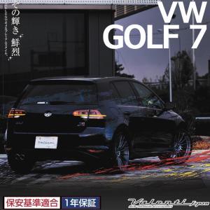 送料無料 在庫処分 VALENTI ジュエルLEDテールランプ ユーロ For Volkswagen GOLF7 ヴァレンティ ゴルフ|tireshop4u