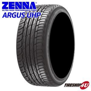 サマータイヤ 245/40R20 ZENNA ゼナ アーガス UHP 2017年製|tireshop4u