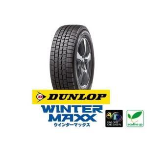 ダンロップ スタッドレスタイヤ WINTER MAXX WM01  155/65R14 75Q   ...