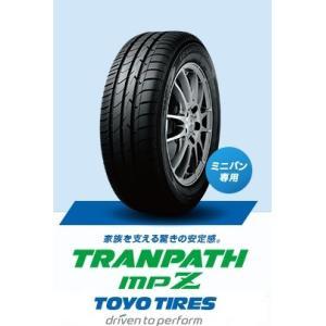 TOYO トーヨー トランパス TRANPATH mpZ 165/60R15 77H エムピーゼット