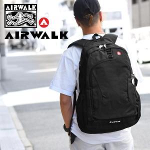 リュック AIR WALK エアーウォーク A1510010 デカリュック リュックサック レディース メンズ 流行|tis