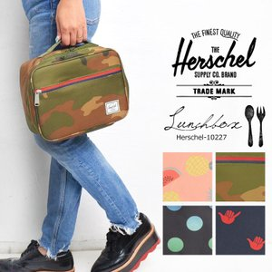 ランチバッグ おしゃれ ブランド Herschel Supply Co. ハーシェル サプライ ラン...